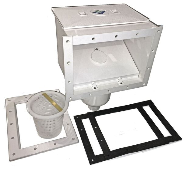 Swimming Pool Kits Direct: Filtrite SK1000 Skimmer Box Above Ground Vinyl