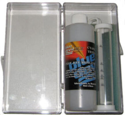 Cyanuric Acid Stabilizer Test Kit Direct Pool Supplies