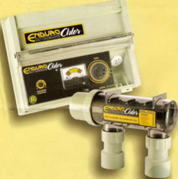 Enduro Chlor Sc 25 Ts Self Cleaning Chlorinator Direct