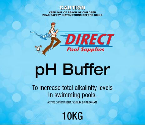 Ph Buffer Alkalinity Increaser 10 Kg Direct Pool Supplies