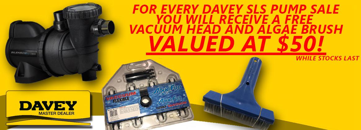 Davey Banner Promo Gift Sale