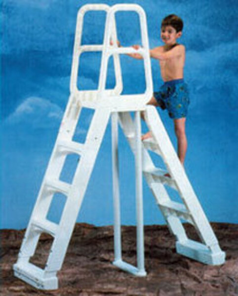 A Frame Plastic Pool Ladder Direct Pool Supplies
