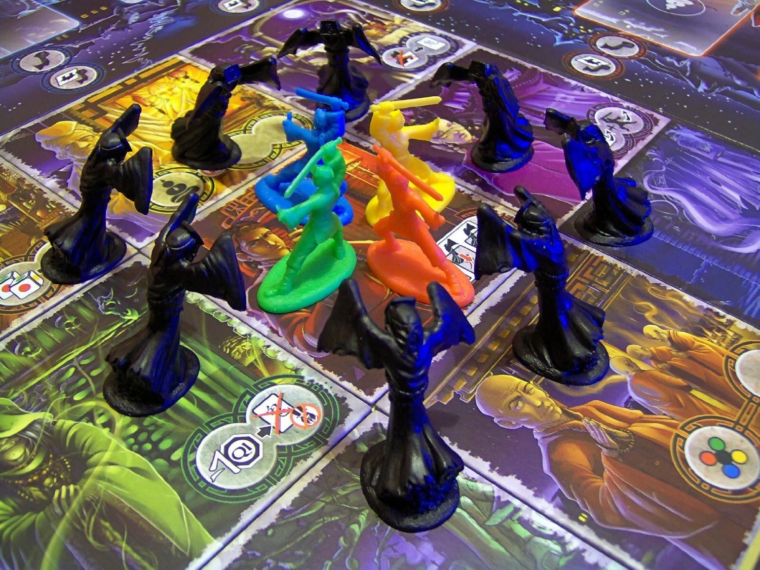 Details about Ghost Stories Board Game