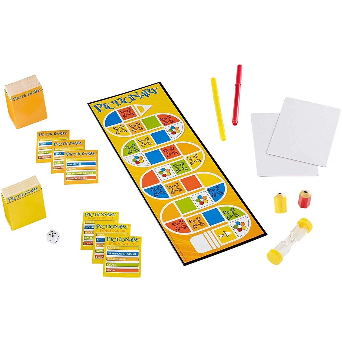 Pictionary board game 887961236088 ebay pictionary board game solutioingenieria Image collections