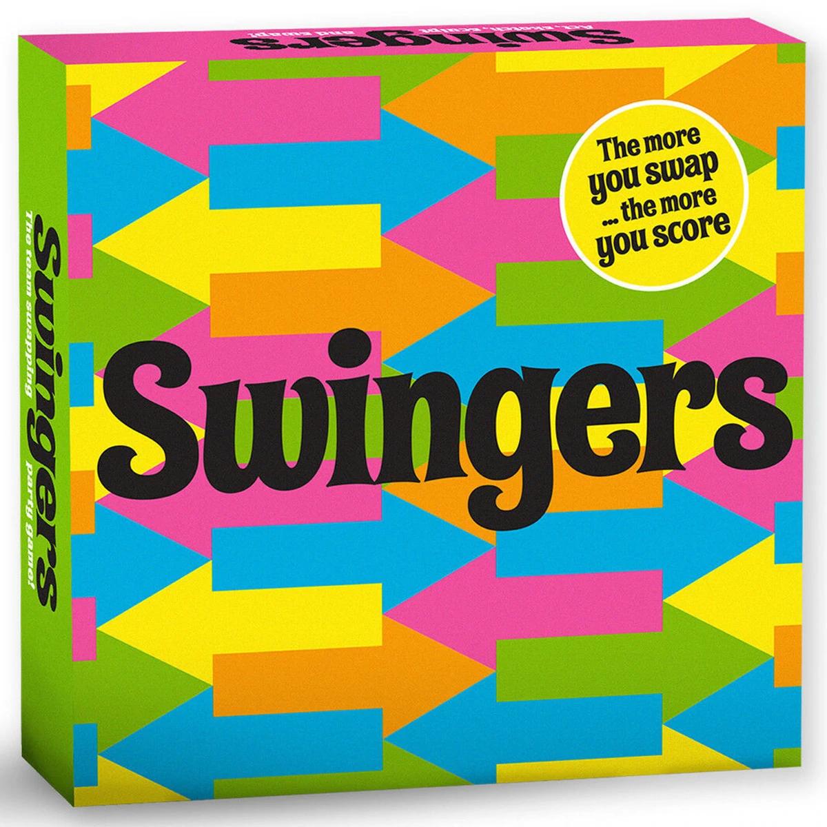 Swingers Board Game 604310794101 | eBay