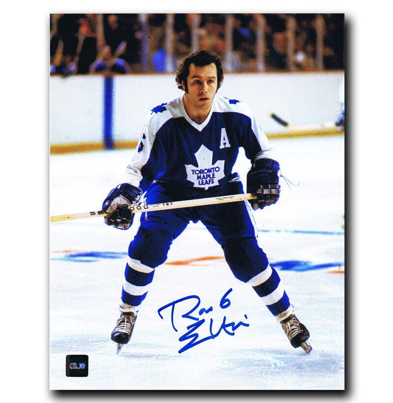 new styles 6e60b f4737 Details about Ron Ellis Toronto Maple Leafs Autographed 8x10 Photo