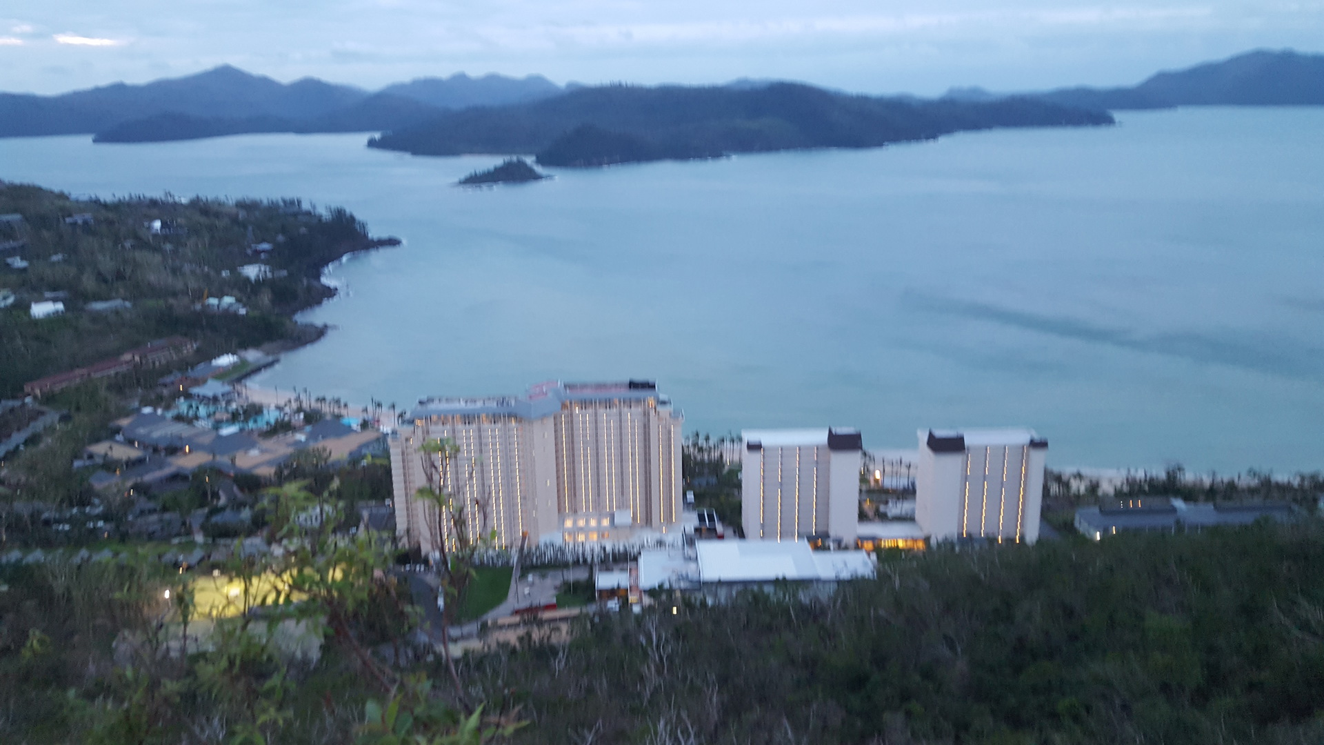Sunset View at Resort Lookout