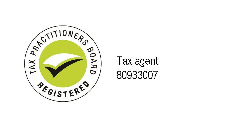 Reg Tax Agent Logo
