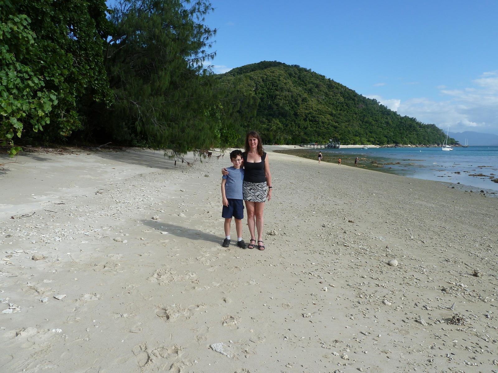 Beachside at Fitzroy Island