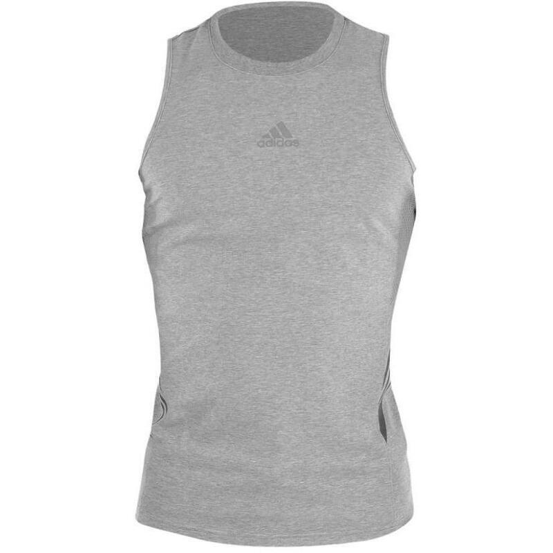auditoría vagón infinito  Adidas Mens Go TO Muscle Singlet Climacool Material Breathable ADISGTM01    eBay