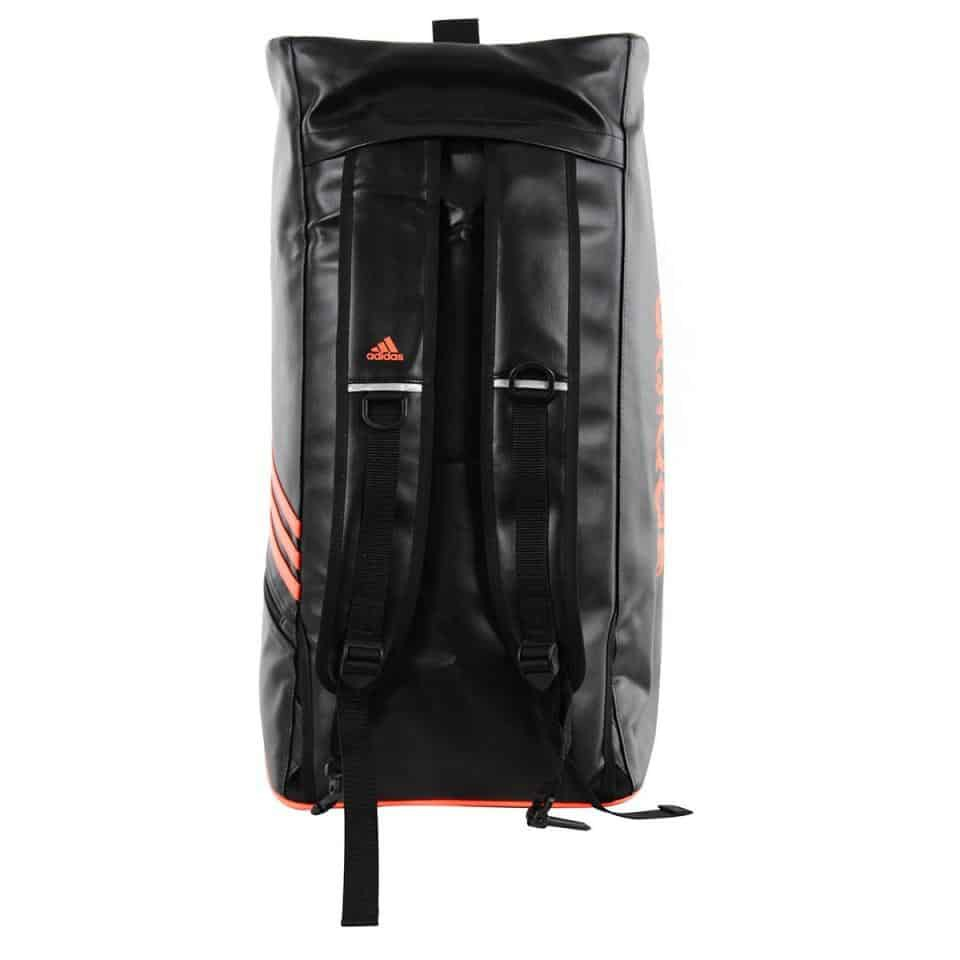 Adidas Wbc Boxing Gear Bag 2 In 1 Large