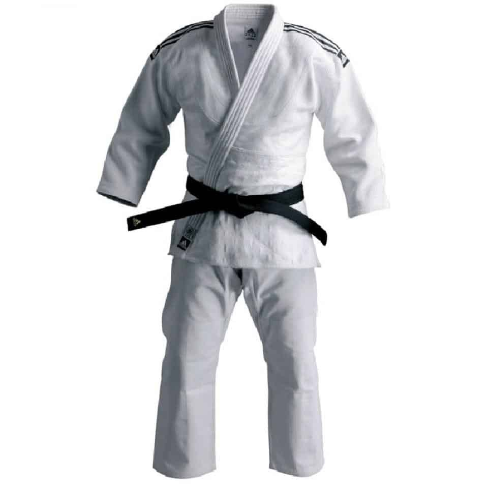 Adidas Judo Suit Champion II Gi 750g Blue Adult IJF Approved Heavyweight Uniform
