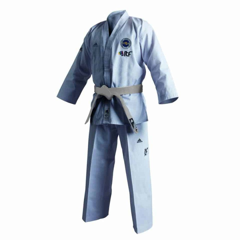 Adidas Dobok ITF student belt included