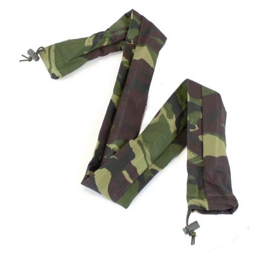 AJ3 RAP4 paintball airsoft remote line hose cover in german camouflage