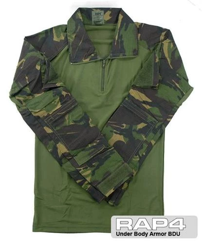 a0294830f9b UBACS Military Combat Shirt (British Disruptive Pattern Material ...