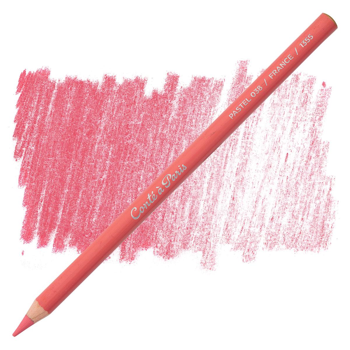 Conte a Paris Pastel Pencil Madder