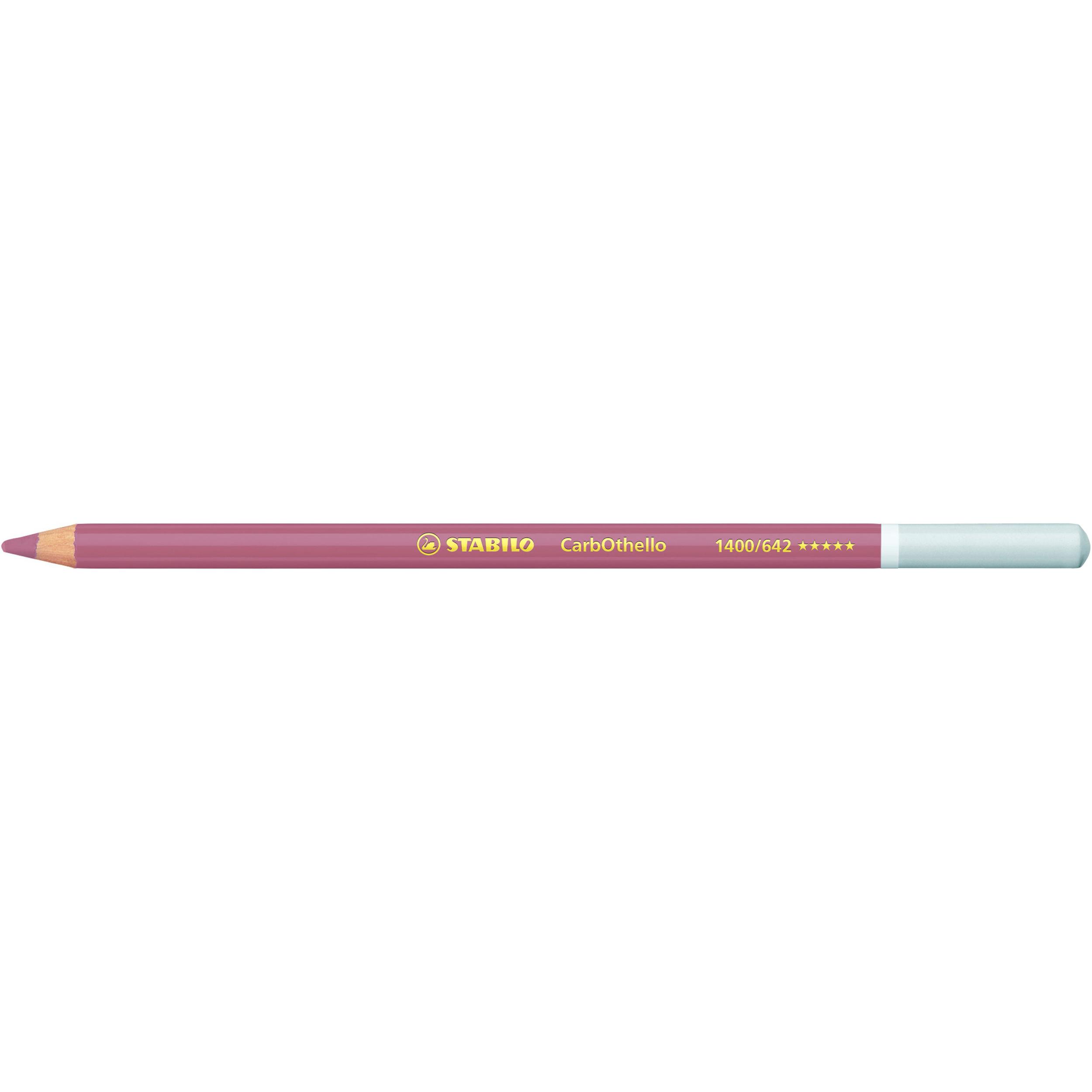 Stabilo Carbothello Pastel Pencil Caput Mortuum Violet Light 642