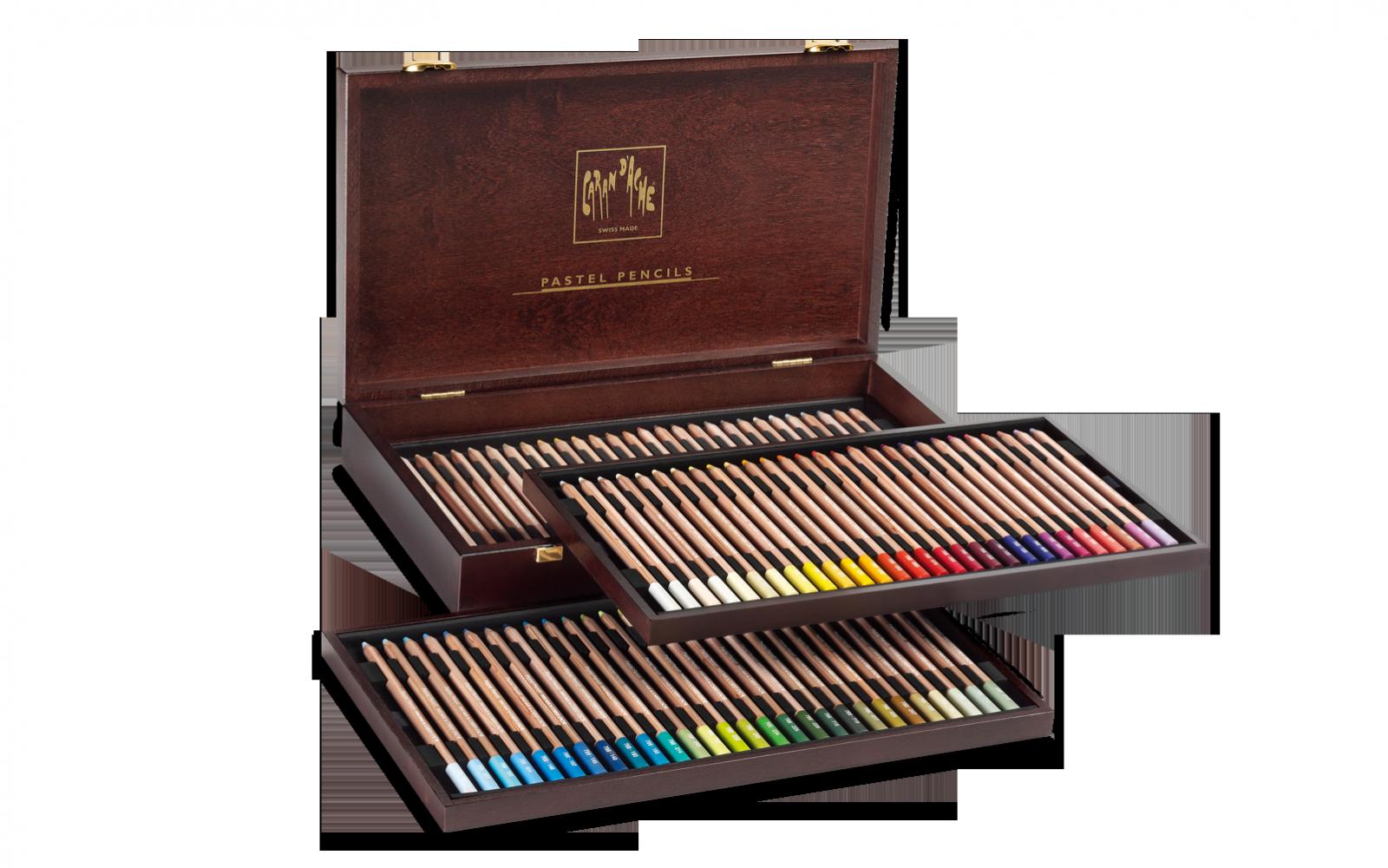 Caran Dache Pastel Pencils Azurite White 788.871