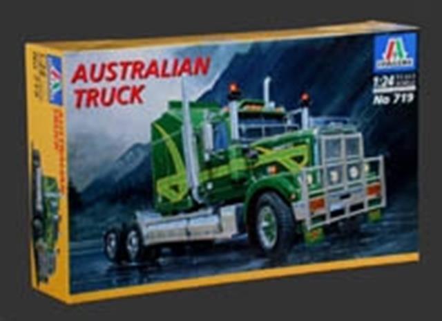 Italeri 719 Australian Truck 1:24