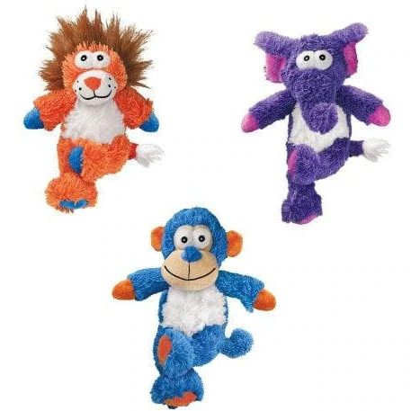 Details about KONG Cross Knots Dog Toy