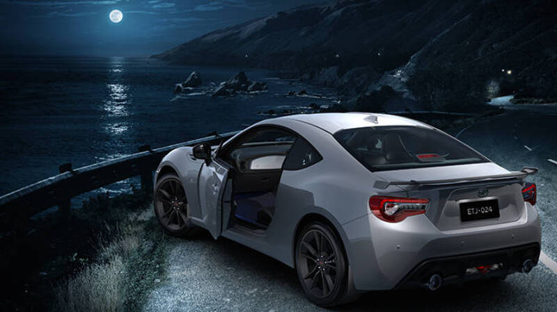 Details about Genuine Toyota 86 TRD T86RS handling package