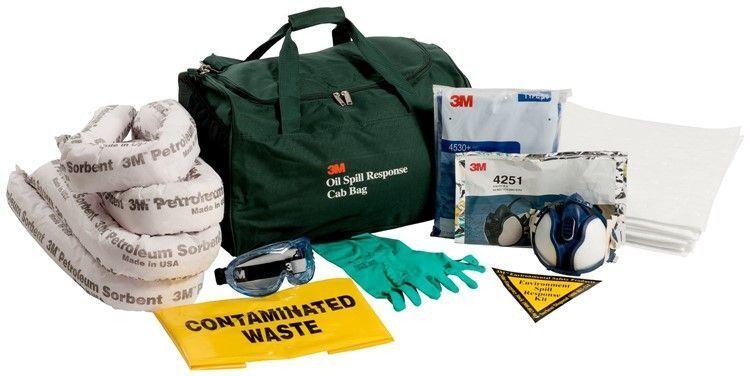 Garrick Herbert Emergency Spill Kit For Oil Fuel Water-based /& Chemical Spills