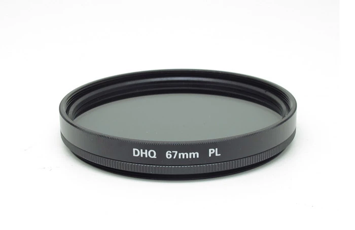 Fujiyama Black 58mm Circular Polarizing Filter Made in Japan